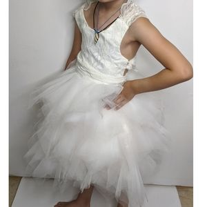 Flower Girl Bridal dress or Costume